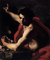 St. John the Baptist, solimena