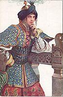 Vasilisa Mikulishna, solomko