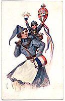 Vive la France!, solomko