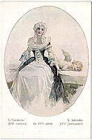 XVIII century, solomko