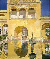 The Alcazat Seville, sorolla
