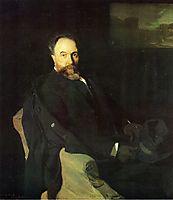 Aureliano de Beruete, 1902, sorolla