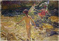 The bath, Javea, sorolla