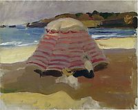The beach of Biarritz, sorolla