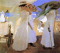 Beneath the Canopy, sorolla