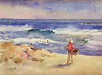 Boy on the Sand, sorolla