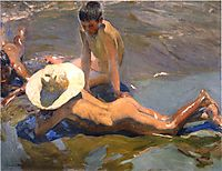 Boys on the Beach, sorolla