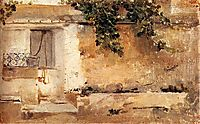 Farmhouse in Valencia, sorolla