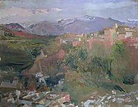 Granada, sorolla