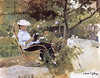 In the Garden, 1896, sorolla