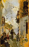 Italian Street, sorolla