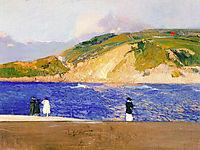Monte Ullia, San Sebastian, 1909, sorolla