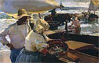Morning sun, 1901, sorolla