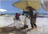 The Net, 1893, sorolla