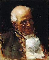 Portrait of a Caballero, 1884, sorolla