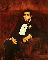 Portrait of lawyer Don Silverio de la Torre y Eguia, 1893, sorolla
