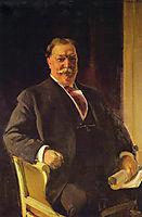 Portrait of Mr. Taft, President of the United States, 1909, sorolla