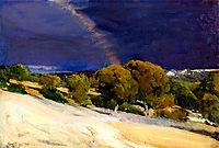 The Rainbow, 1907, sorolla