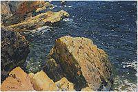 Rocks of the Cape, Javea, 1905, sorolla
