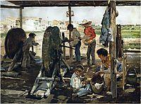 Ropemakers, 1893, sorolla