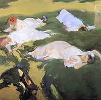 The Siesta, sorolla
