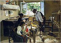 The suckling child, 1894, sorolla