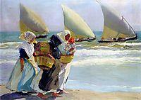 Three Sails, sorolla