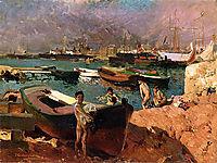 Valencia, 1910, sorolla