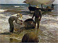 Valencian fisherman, 1897, sorolla