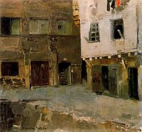 Victor Hugo-s House in Passages, sorolla