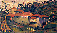 Brook House , 1913, souzacardoso
