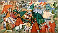 Corpus Christi procession, 1913, souzacardoso