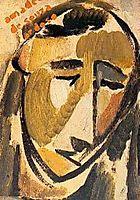 Head , 1913, souzacardoso