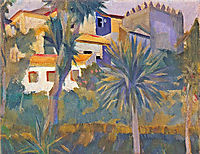 House Manhufe , 1910, souzacardoso