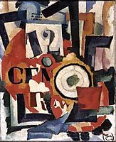 Interior expression of things 1915, souzacardoso