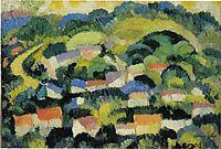 Landscape, 1910, souzacardoso