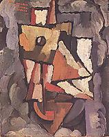 Painting, 1914, souzacardoso