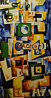 The Rise of Green Square and the Woman-s Violin 1916, souzacardoso
