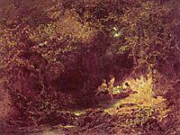 Bathing nymphs, c.1873, spitzweg