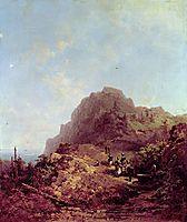 Mountain Hike (Trip to Duke Stand), c.1870, spitzweg