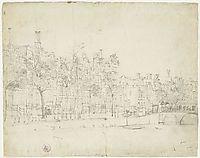 Amstedam, c.1850, springer