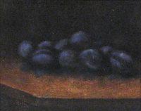 Plums, 1911, stahi