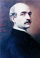 Portrait of Vasile Alecsandri, 1892, stahi