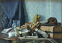 Still Life, 1872, stahi