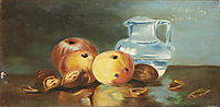Still Life With Fruit, 1902, stahi