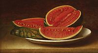 Watermelons, 1907, stahi
