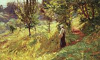 Berry Picker, 1894, steele
