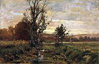 A Bleak day, 1888, steele