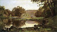 The Creek, 1888, steele