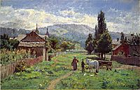 Cumberland Mountains, 1899, steele